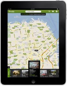 Ipad_Real estate_RealtyGo_Trulia_Zillow_Blackberry
